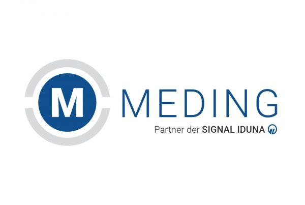 Logo Design Meding der Signal Iduna